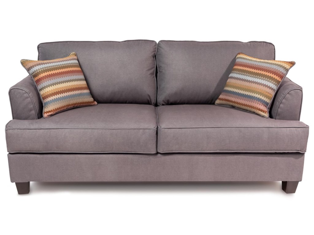 Serta Upholstery RockfordFull Sleeper Sofa