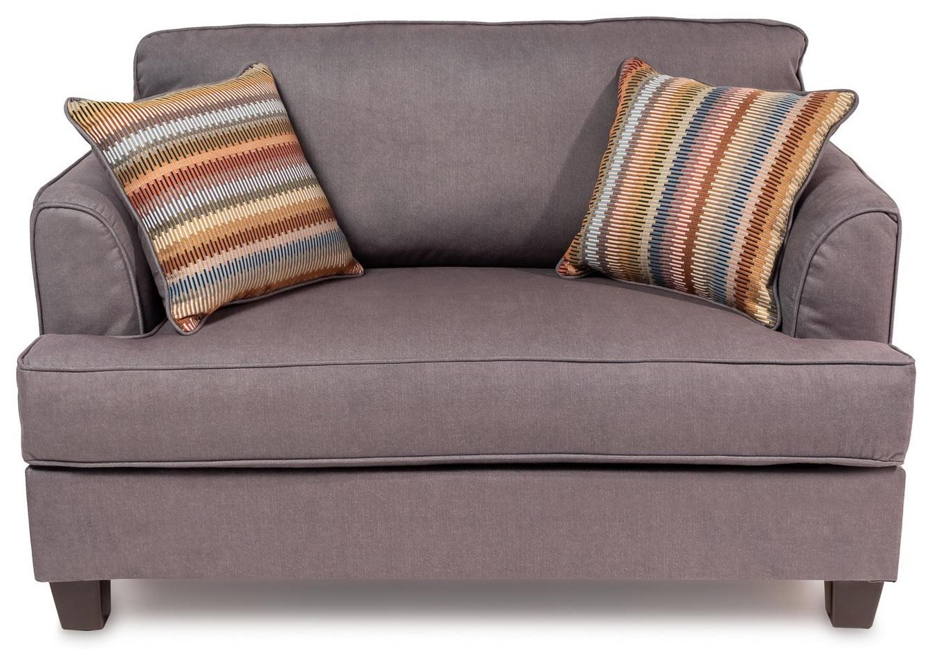 Exceptionnel Rockford Twin Sleeper Oversize Chair With 2 Pillows By Serta Upholstery At  Rotmans