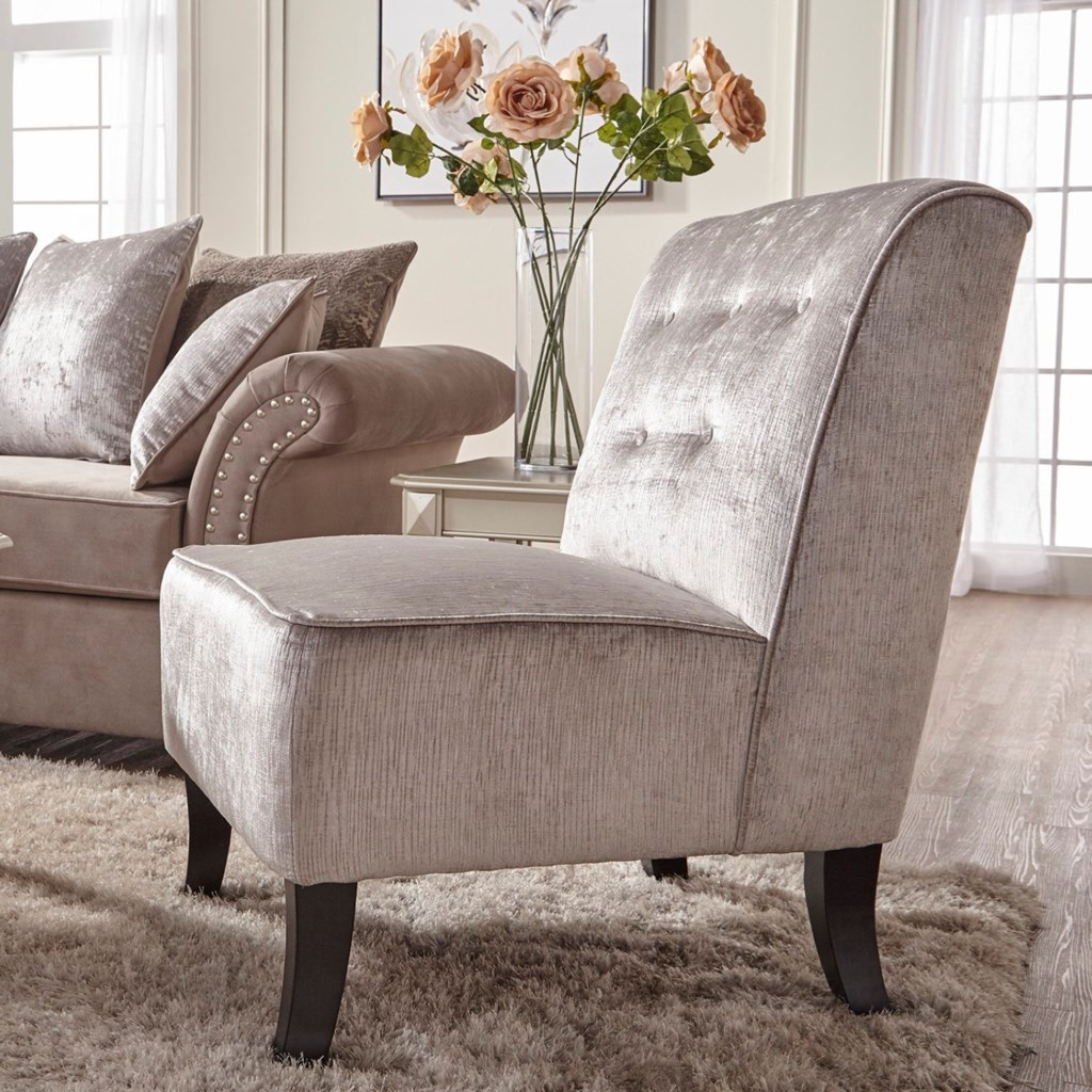 Serta upholstery by hughes furniture 7500upholstered accent chair