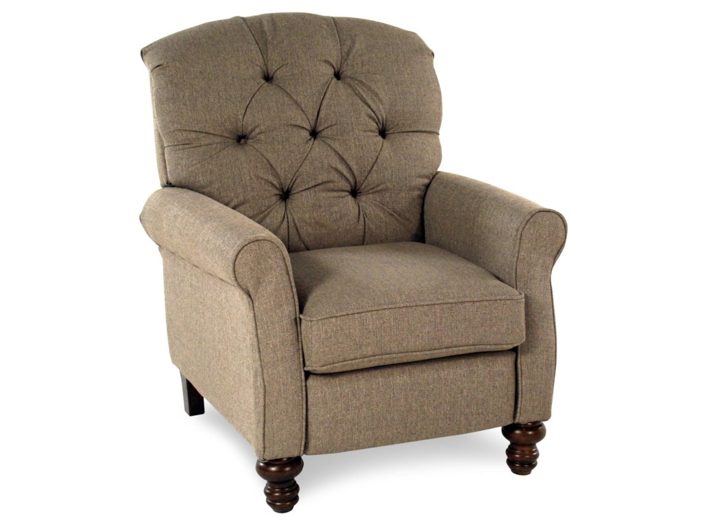 Serta Upholstery PemberlyTraditional High Leg Recliner