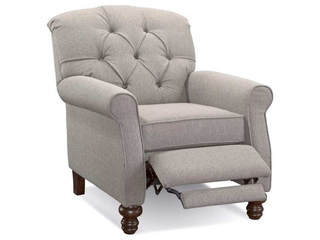 Serta Upholstery by Hughes Furniture 850 Serta UpholsteryTraditional High Leg Recliner