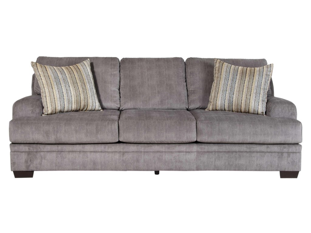 Serta Upholstery by Hughes Furniture 8800Sofa