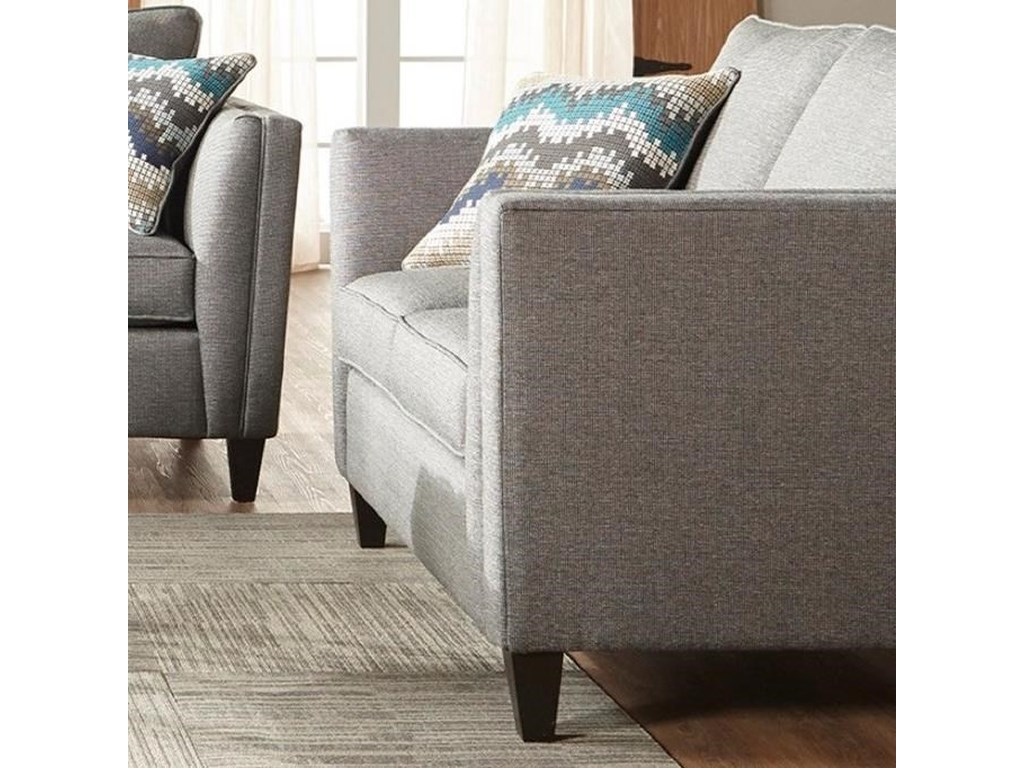 Serta Upholstery 9300Stationary Loveseat