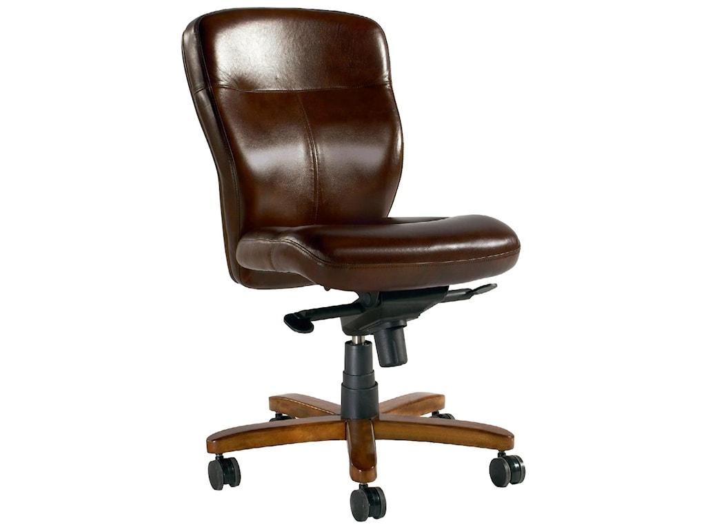 Hooker Furniture Executive SeatingArmless Executive Chair