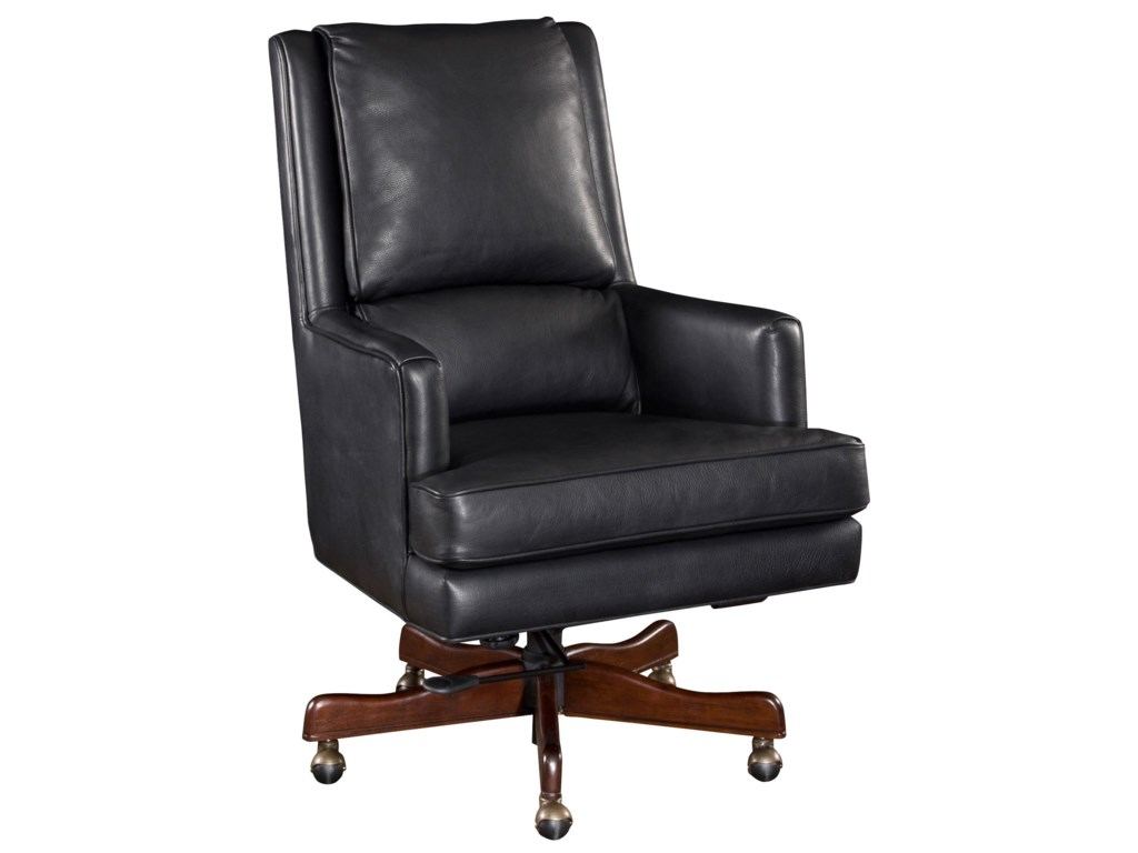 Hooker Furniture Executive SeatingLeather Desk Chair