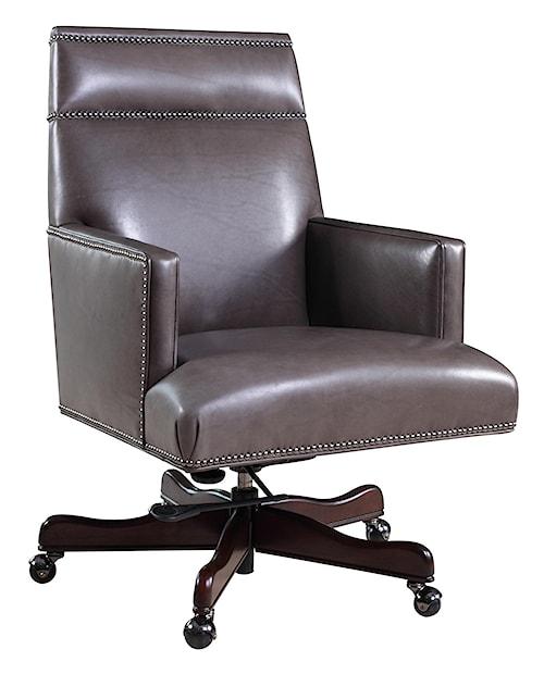 Hooker furniture executive seating executive swivel tilt for Furniture 0 percent financing