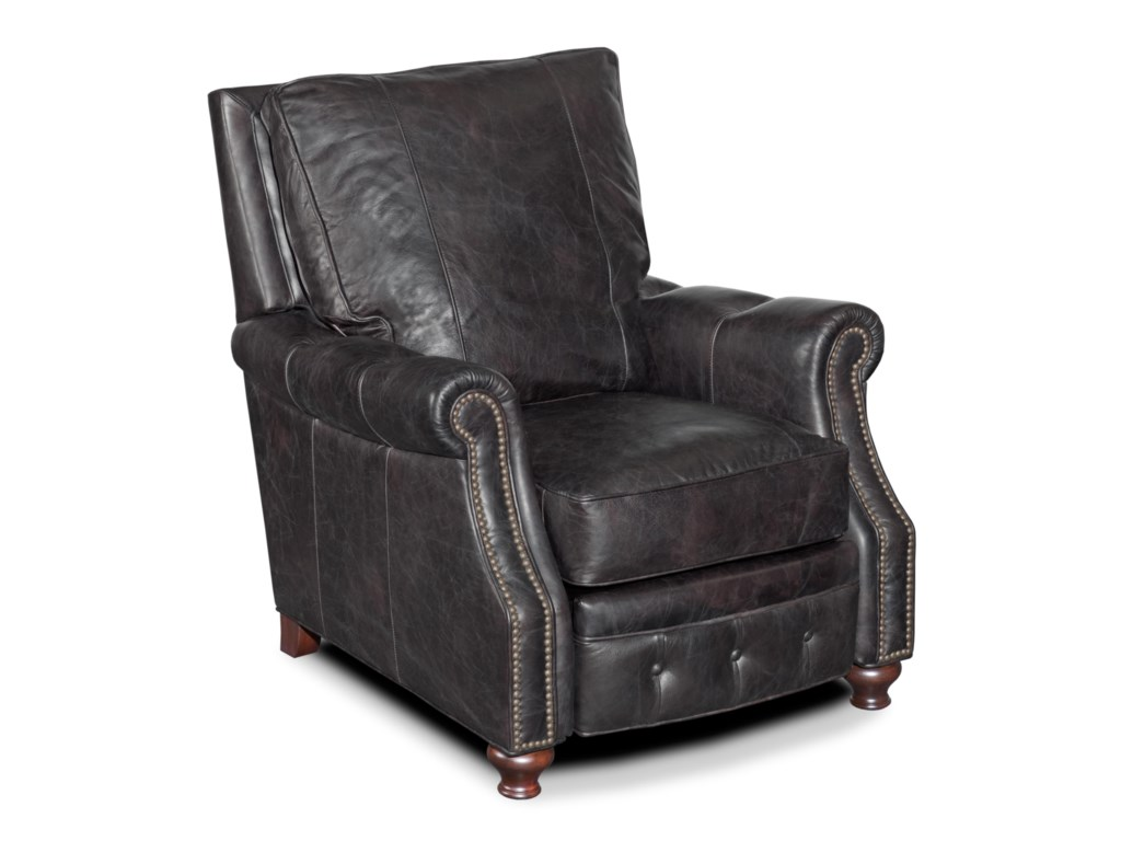 Hooker Furniture Reclining ChairsTraditional High Leg Recliner