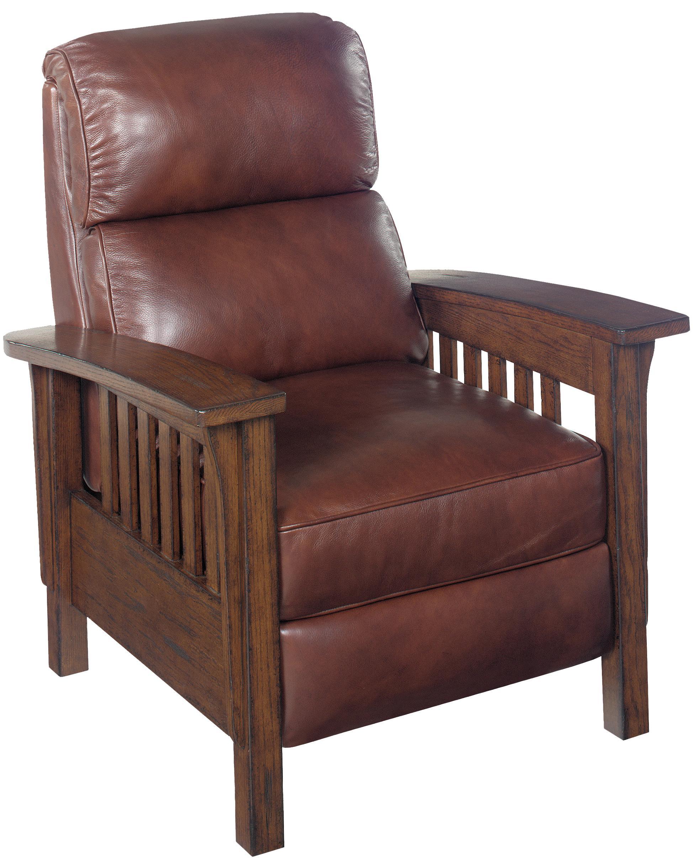 hooker furniture reclining chairs mission high leg recliner