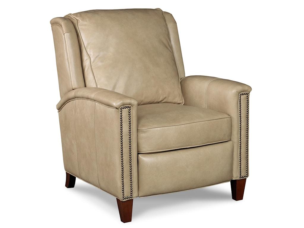 Hooker Furniture Reclining ChairsTransitional High Leg Recliner