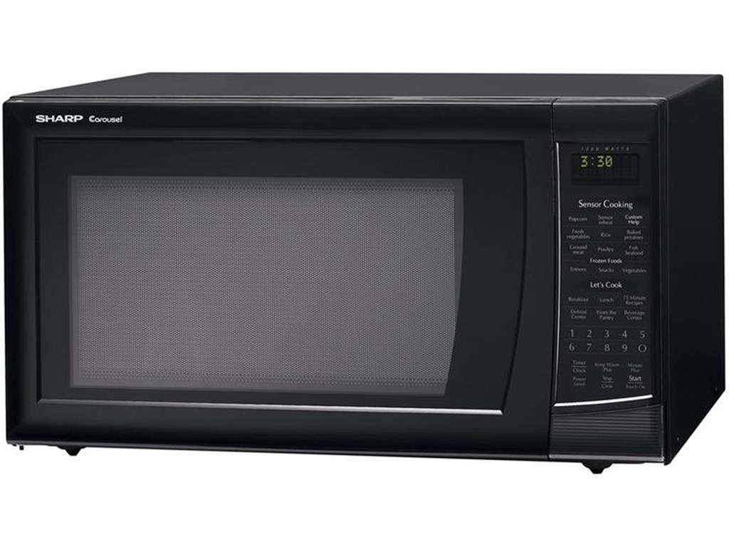 Ft Countertop Microwave Sharp Liances Microwaves2 0 Cu