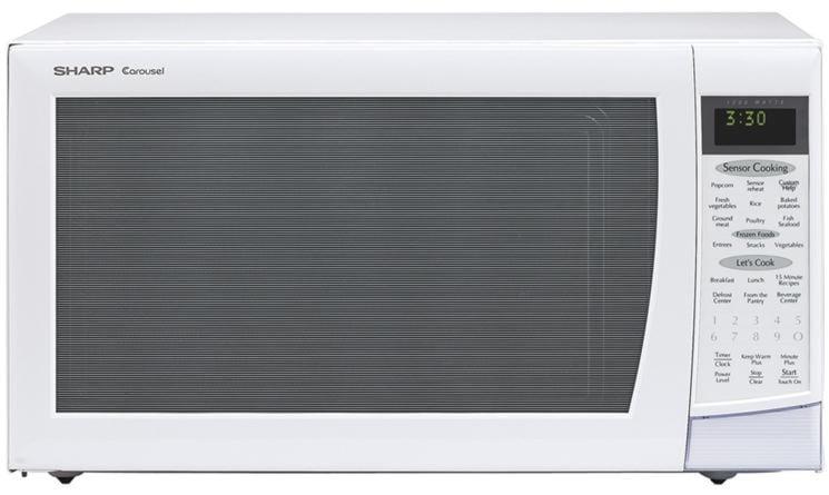 Sharp Liances Microwaves2 0 Cu Ft Countertop Microwave