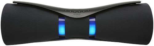Sharp Electronics Shelf Stereo Systems 2.1 Channel Wireless Speaker System with Dual Sub-Woofers