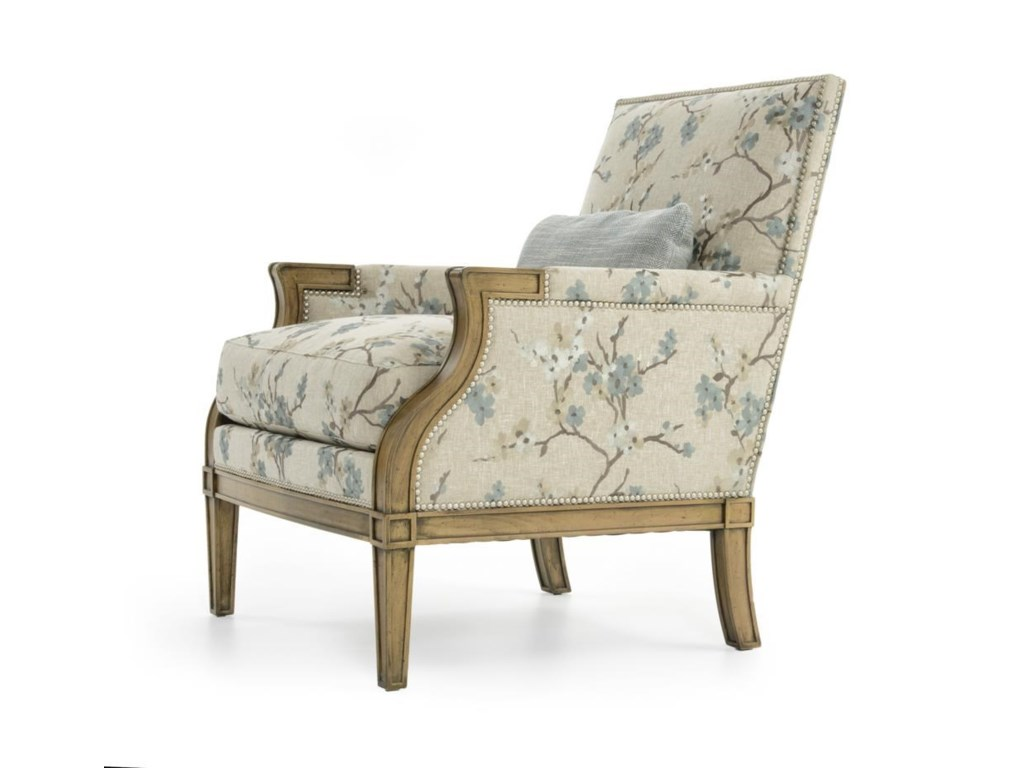 Sherrill 1108Carved Chair