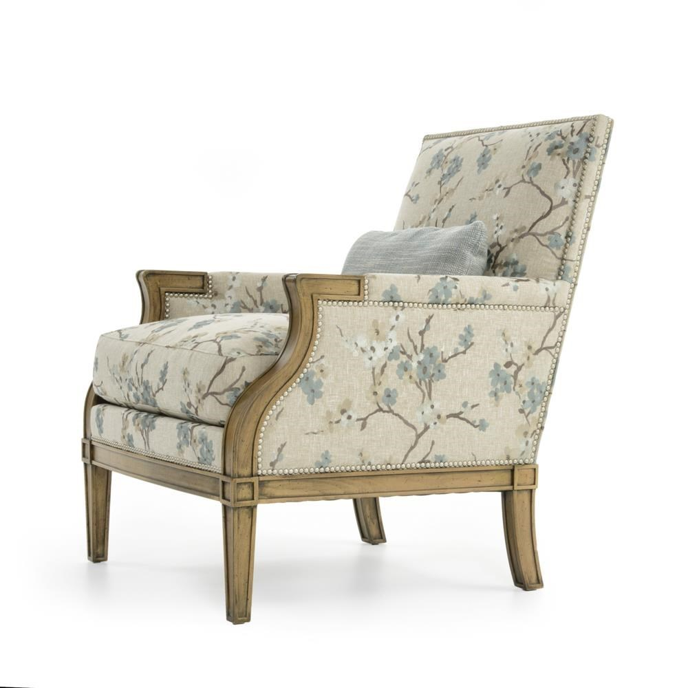 ... Sherrill 1108Carved Chair ...