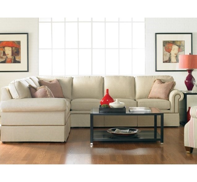 Sherrill 30856-Pc Sectional Sofa