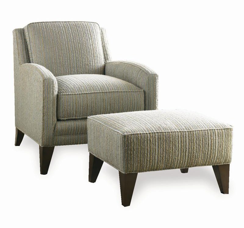 Shown with coordinating lounge chair