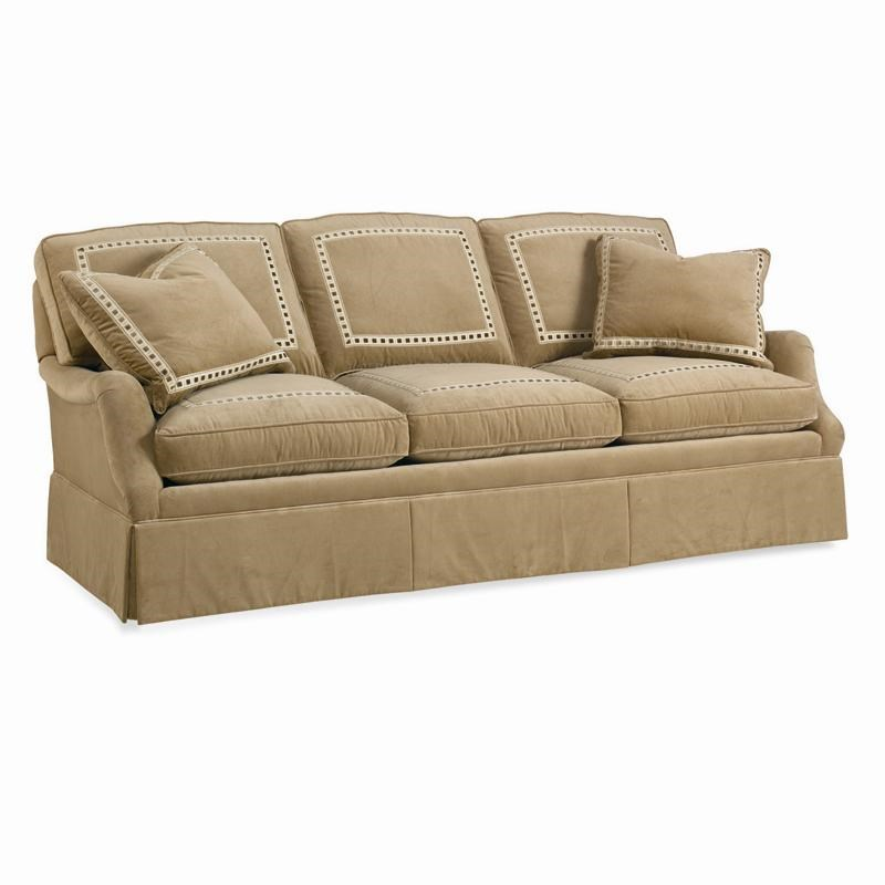 Sherrill Dan Carithers Lawson Sofa With Charles Of London Arms