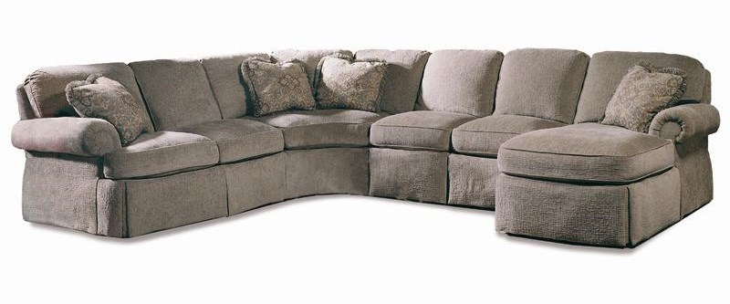 Sherrill Design Your Own5 Pc Sectional