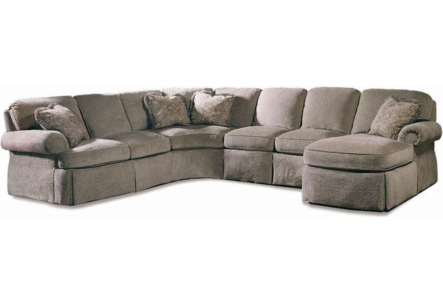 Design Your Own 9600rkd 5 Pc Sectional