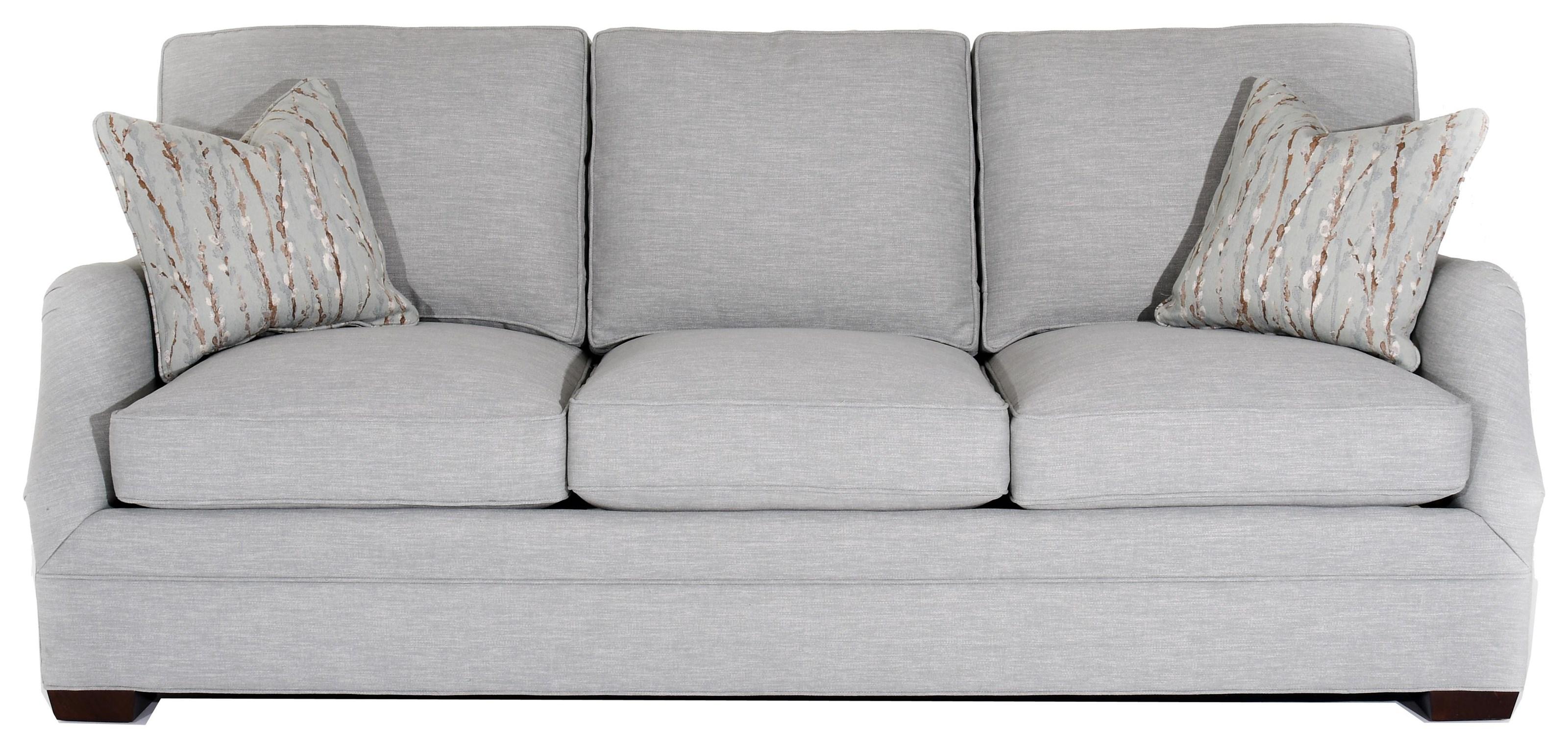 Design Your Own Customizable Three Cushion Sofa By Sherrill At Baeru0027s  Furniture