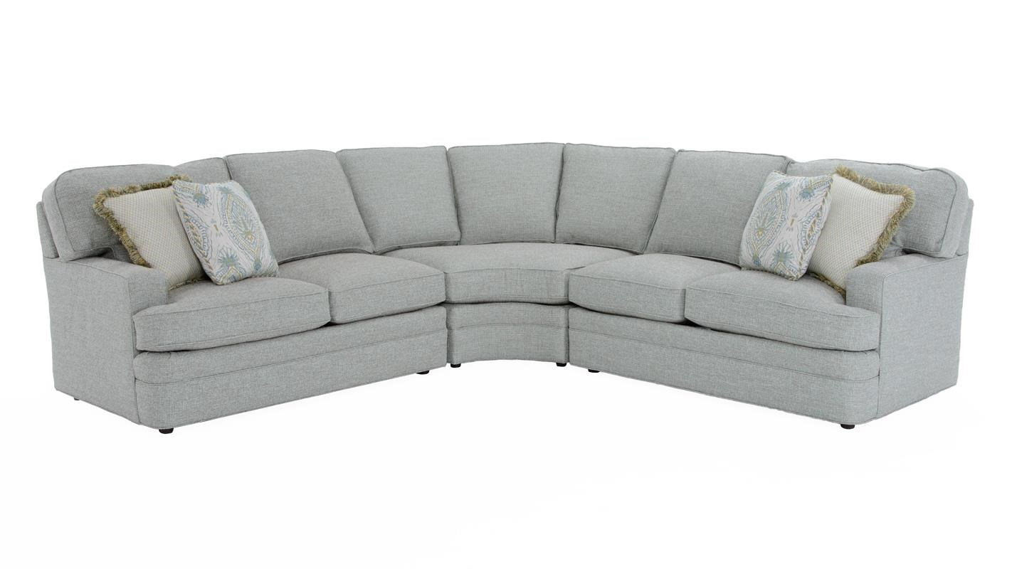 Marvelous 3 Pc Sectional Sofa