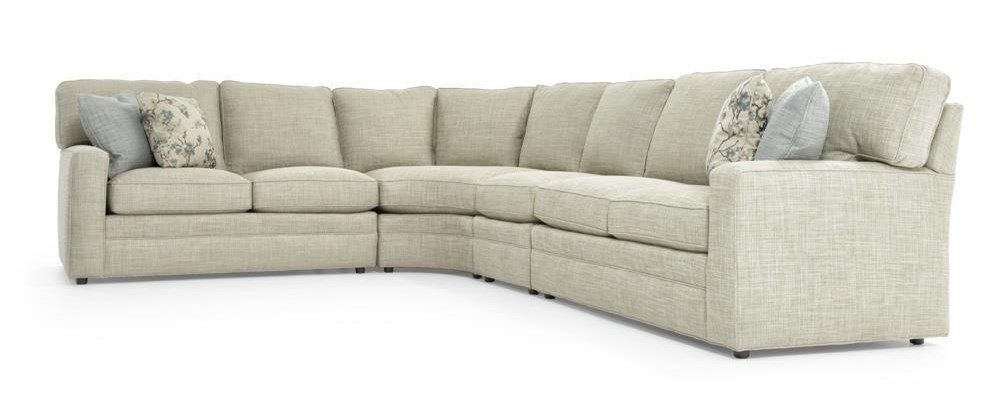 Sherrill Design Your Own4 Pc Sectional Sofa