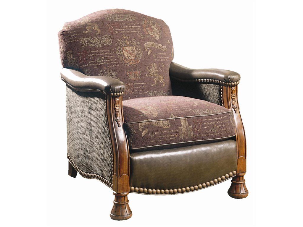 Sherrill MasterpieceCarved Lounge Chair