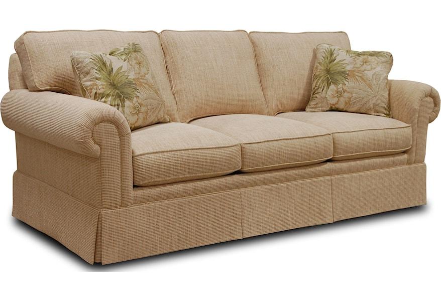Sofa With Loose Cushion