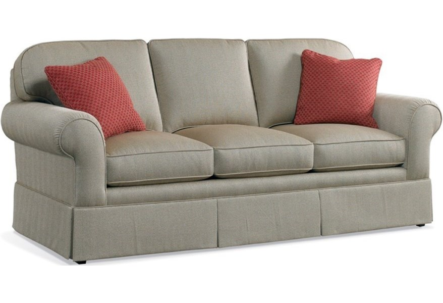 Sherrill Traditional 3144 3 Sofa With