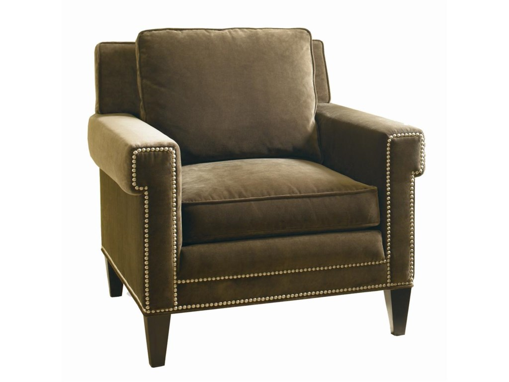 Sherrill TransitionalLounge Chair