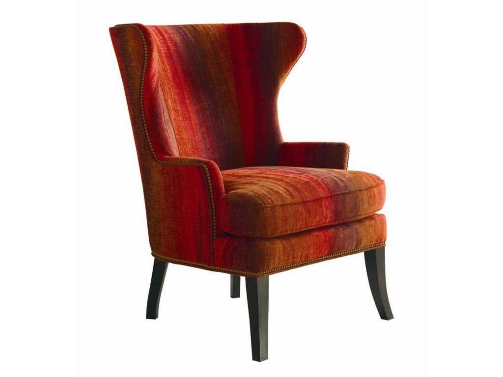 Sherrill TransitionalWing Chair