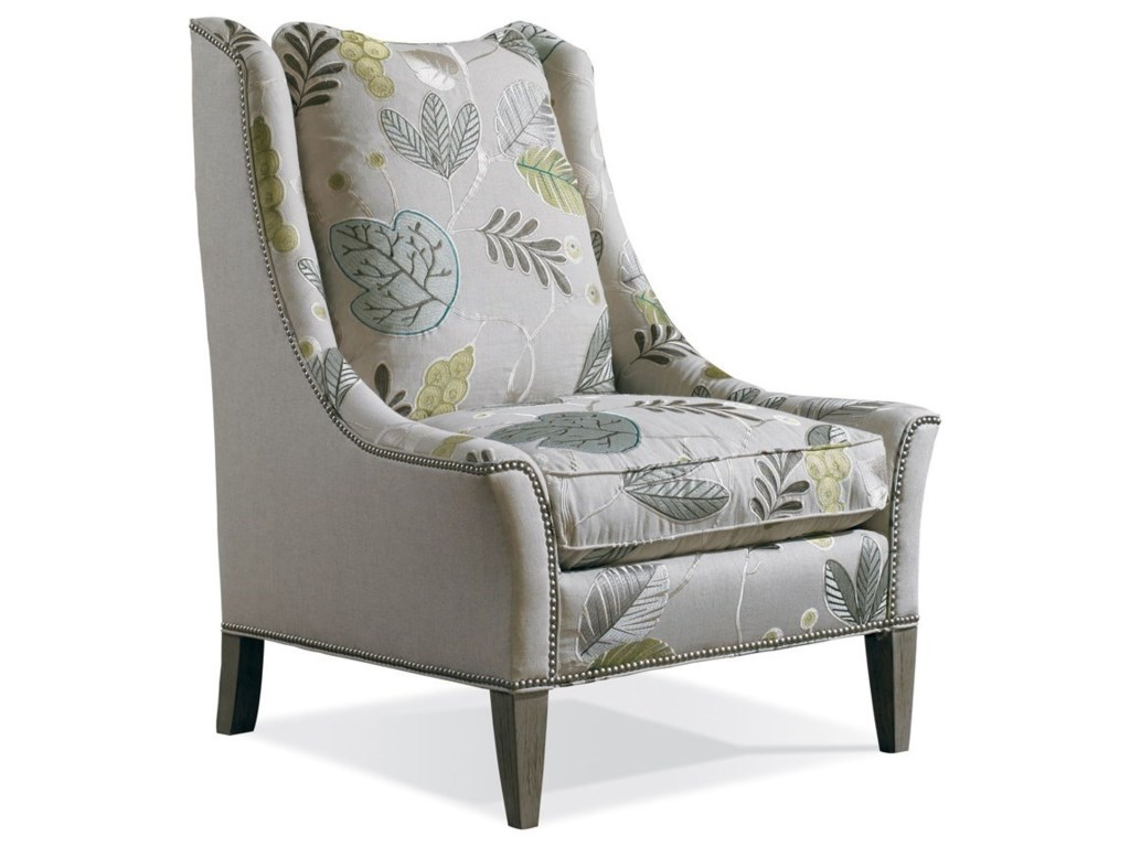 Sherrill TransitionalTransitional Lounge Chair