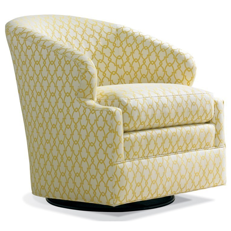 Sherrill TransitionalTransitional Motion Swivel Chair