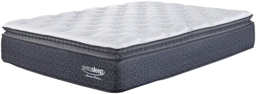 Sierra Sleep Limited Edition Pillow Top Twin 14