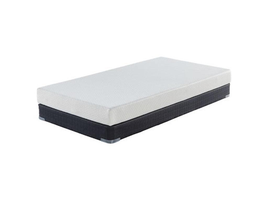 Sierra Sleep M672 Chime Foam 6Full 6
