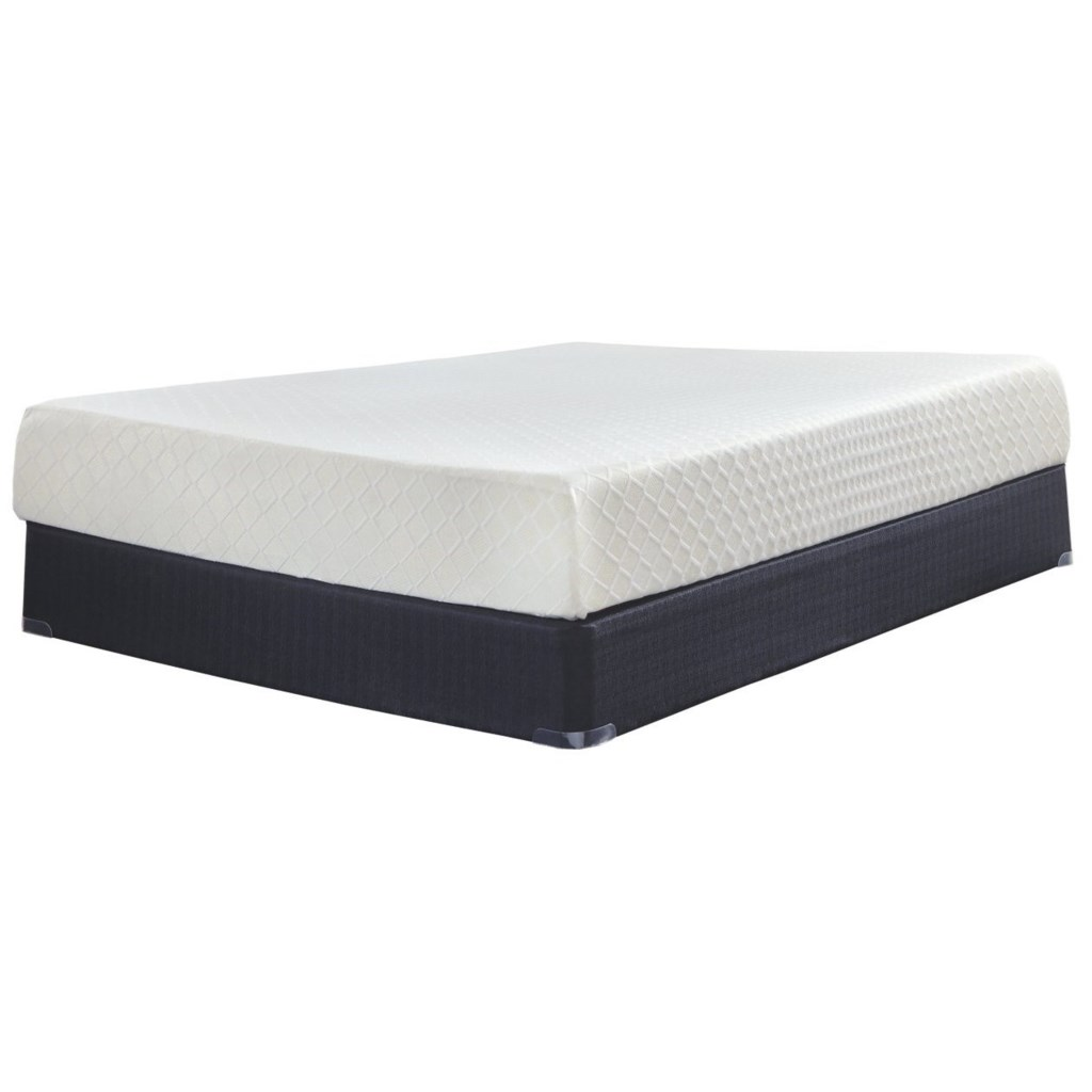 Sierra Sleep M699 Chime 10 M69931 M80x32 Queen 10 Memory Foam