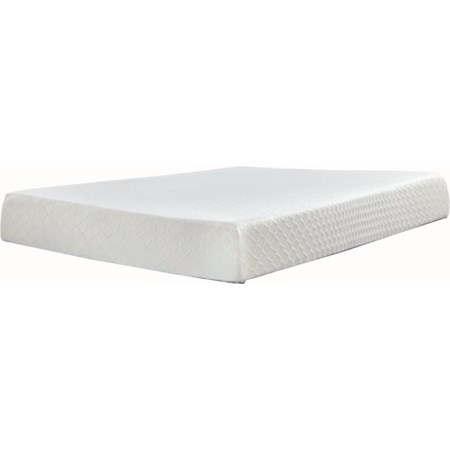 "Queen 10"" Memory Foam Adj Set"