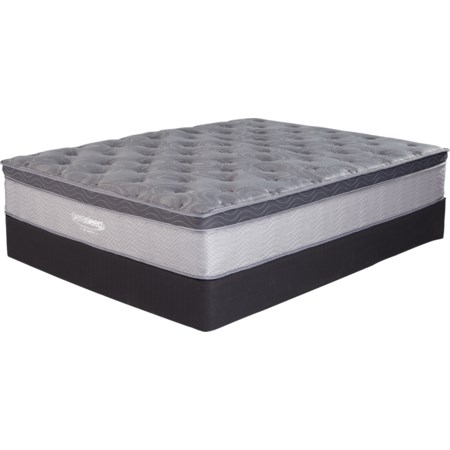"King 12"" Hybrid Mattress Set"