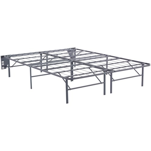 Sierra Sleep M91X Better Than A Boxspring Queen Frame No Box Spring Needed