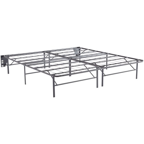 Sierra Sleep M91X Better Than A Boxspring King Frame No Box Spring Needed