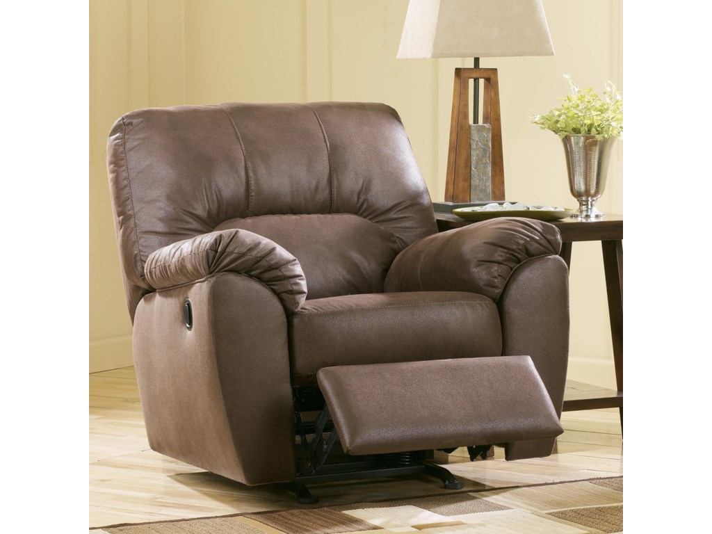 Shown in Reclined Position