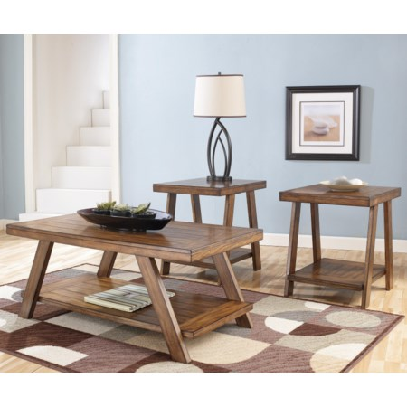 3-in-1 Pack Occasional Tables