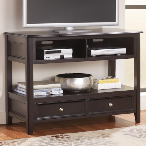 Signature Design by Ashley Carlyle Two-Drawer Sofa Table