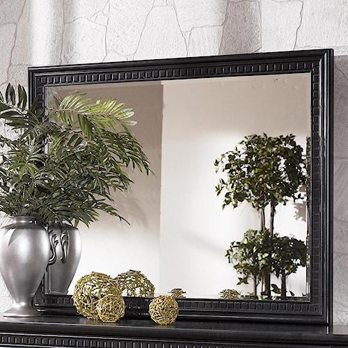 Signature Design by Ashley Cavallino Landscape Dresser Mirror