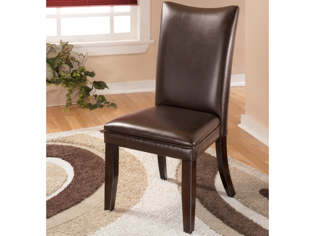 Ashley Signature Design CharrellBrown Side Chair
