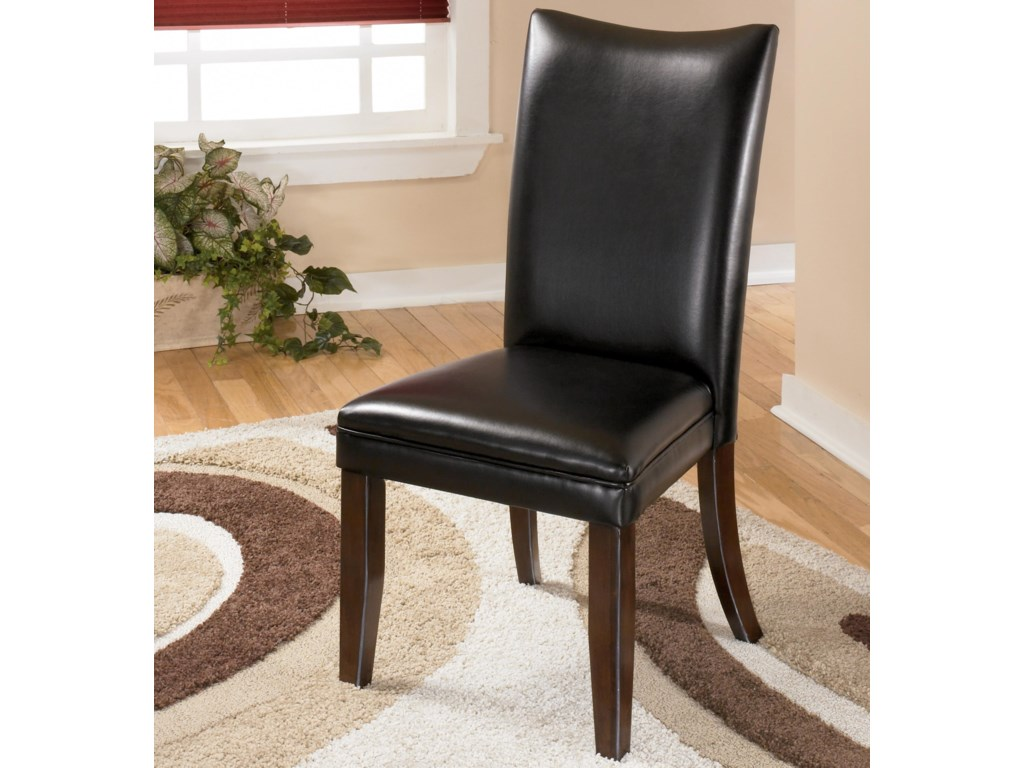 Signature Design by Ashley CharrellBlack Side Chair