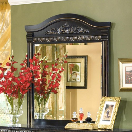 Signature Design by Ashley Coal Creek Dresser Mirror