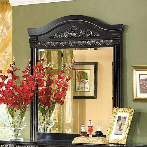 Signature Design by Ashley Coal Creek Dresser Mirror