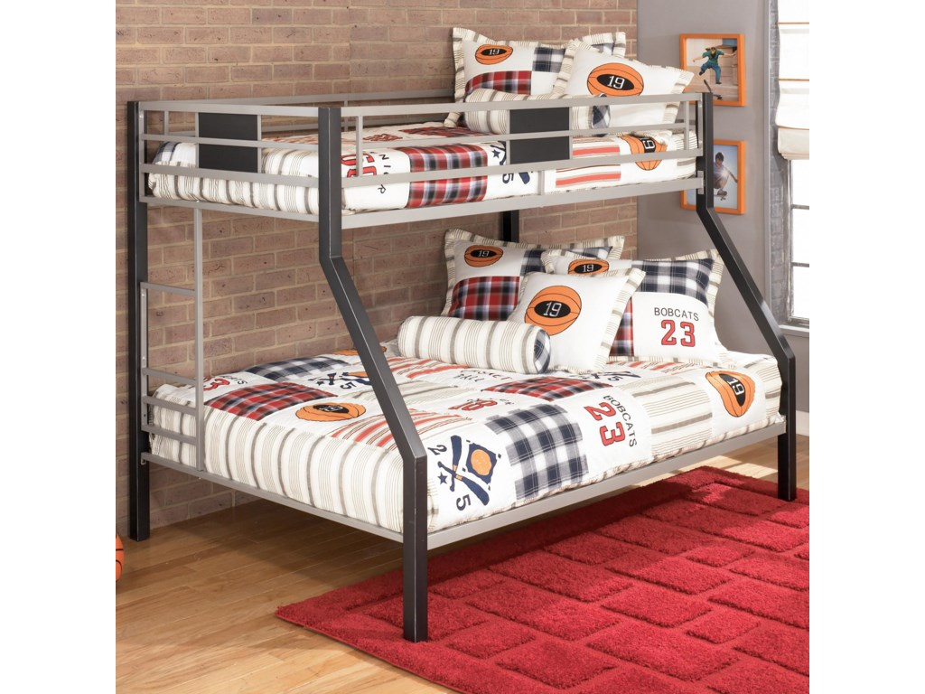 Signature Design by Ashley DinsmoreTwin Over Full Bunk Bed