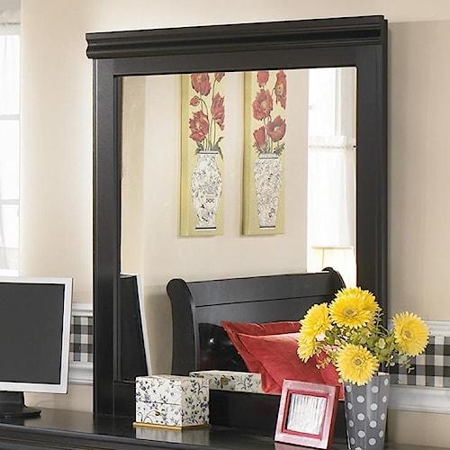 Signature Design by Ashley Huey Vineyard Dresser Mirror